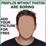Image recommending members add Professional Passions profile photos